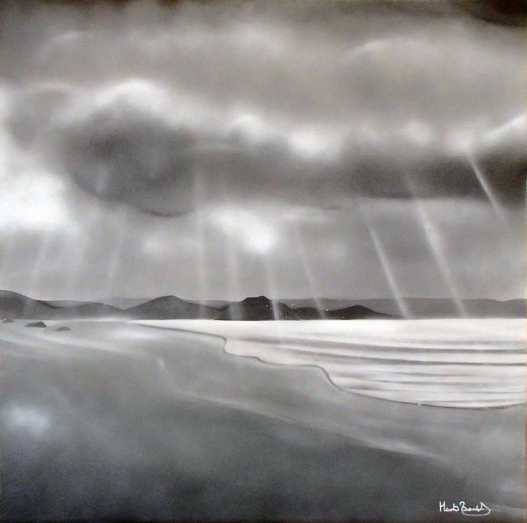 SOLD - After the Storm