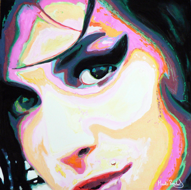 Available - Amy, Original 50 cm x 50 cm £135