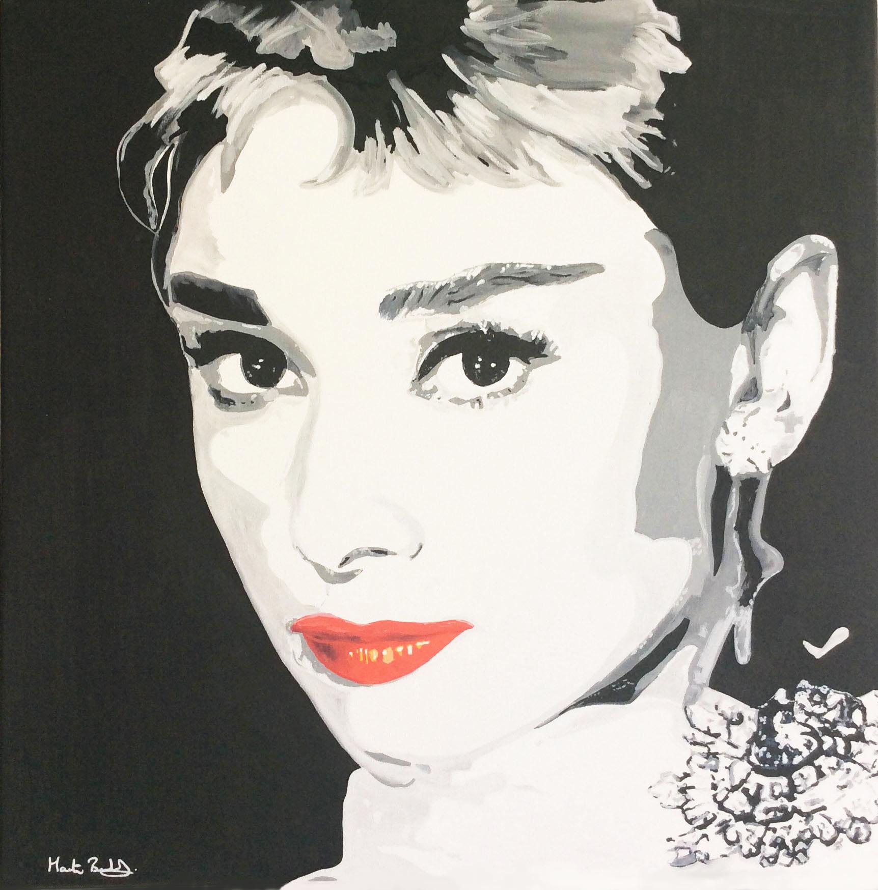 SOLD - Audrey